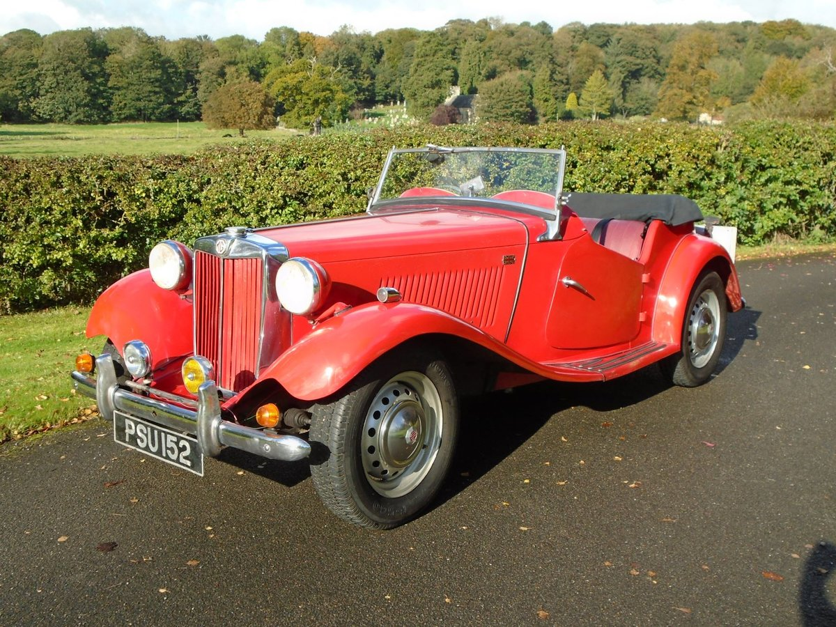 1952 MG TD For Sale (picture 2 of 6)