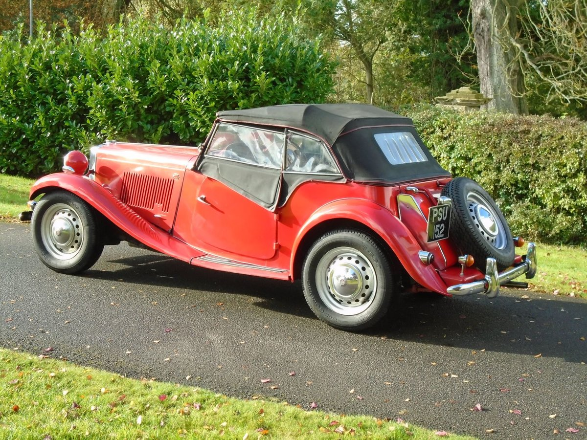 1952 MG TD For Sale (picture 3 of 6)