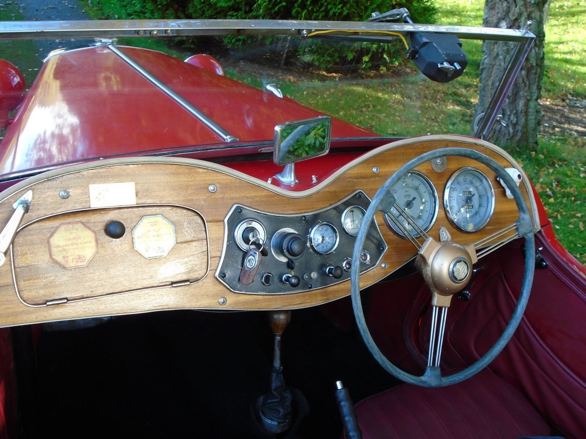 1952 MG TD For Sale (picture 4 of 6)