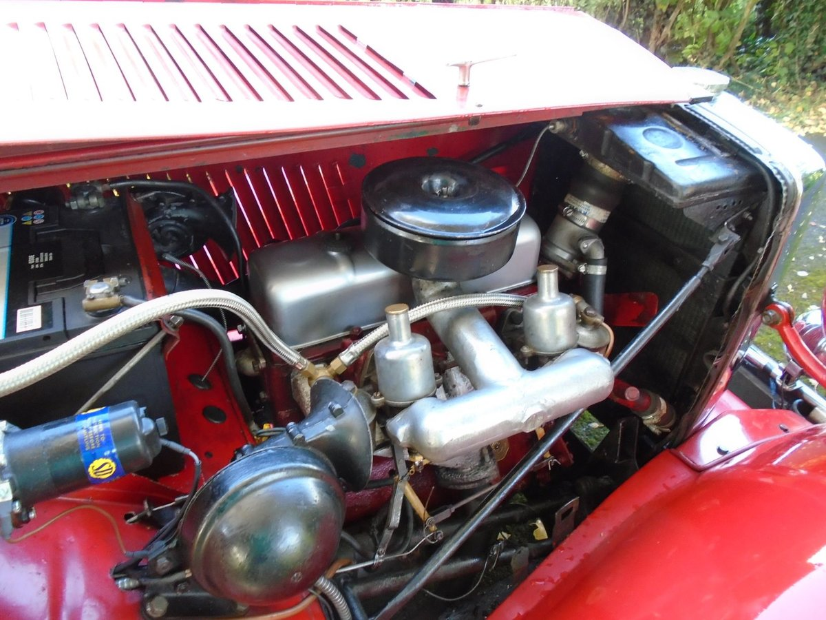 1952 MG TD For Sale (picture 6 of 6)
