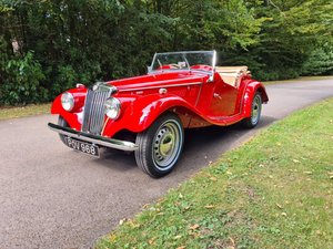 Picture of 1955 MG TF 1500