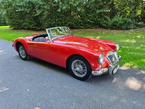 Picture of 1957 MGA Roadster