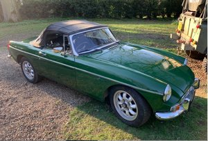 Mgb Sound, solid and pleasure to drive