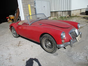 Picture of 1960 MGA 1600 Roadster