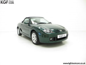 Picture of 2006 An Astonishing Very Late MG TF 135 with 7,369 Miles SOLD