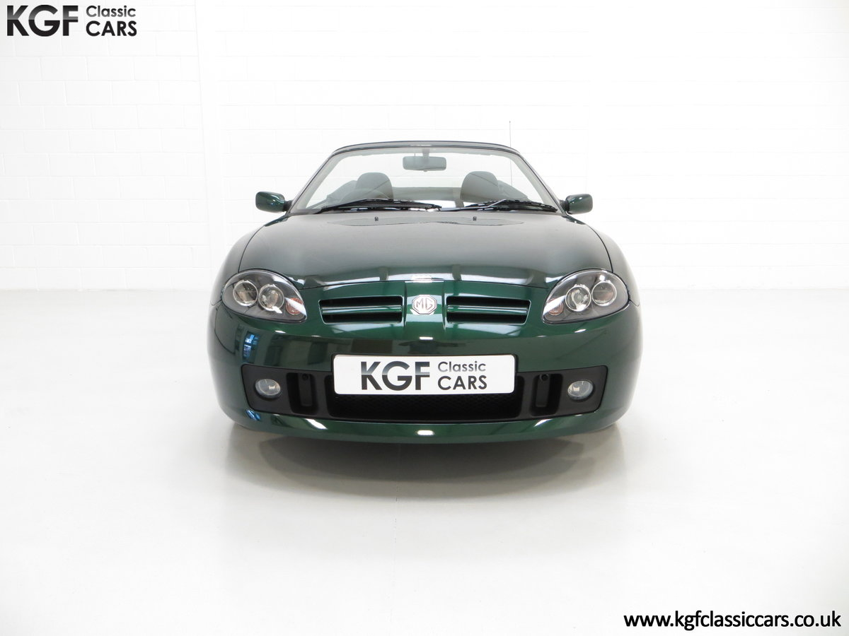 2006 An Astonishing Very Late MG TF 135 with 7,369 Miles SOLD (picture 3 of 24)
