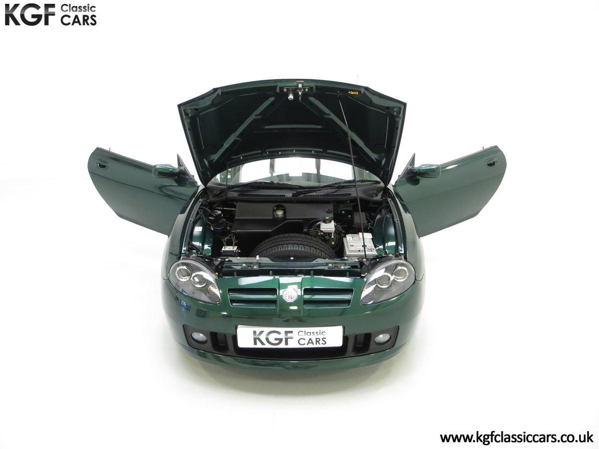 2006 An Astonishing Very Late MG TF 135 with 7,369 Miles SOLD (picture 4 of 24)