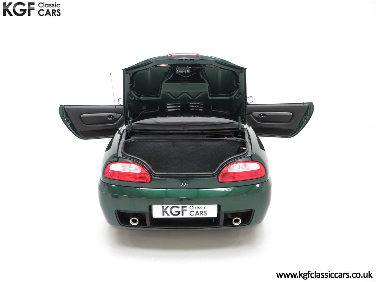 2006 An Astonishing Very Late MG TF 135 with 7,369 Miles SOLD (picture 11 of 24)