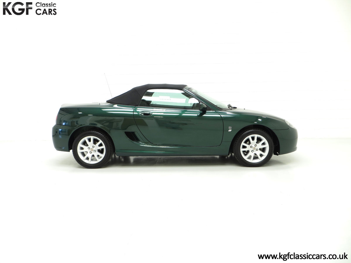2006 An Astonishing Very Late MG TF 135 with 7,369 Miles SOLD (picture 14 of 24)