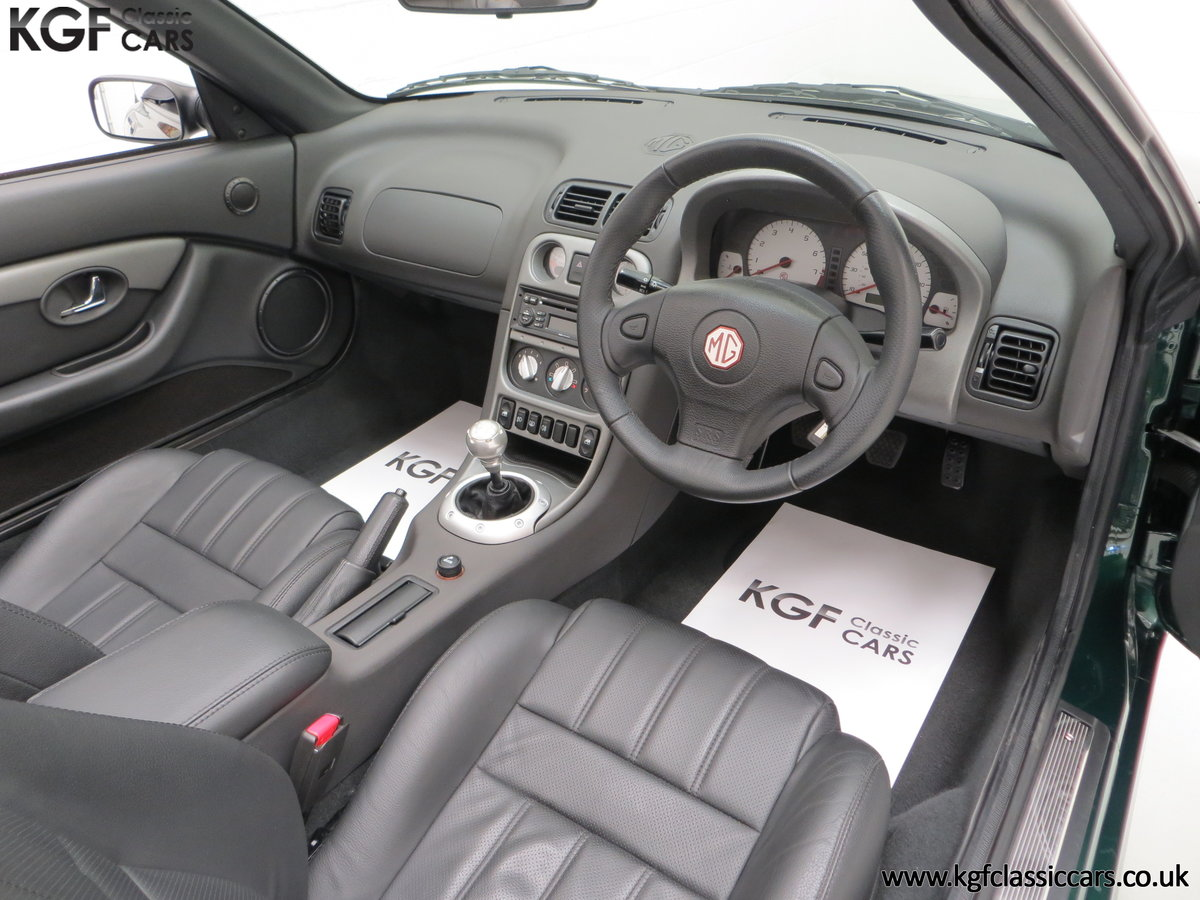 2006 An Astonishing Very Late MG TF 135 with 7,369 Miles SOLD (picture 18 of 24)