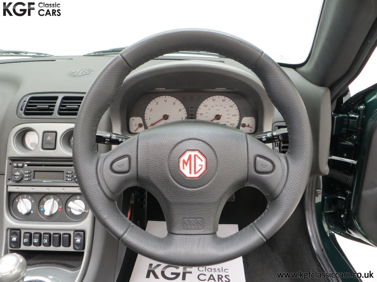 2006 An Astonishing Very Late MG TF 135 with 7,369 Miles SOLD (picture 20 of 24)