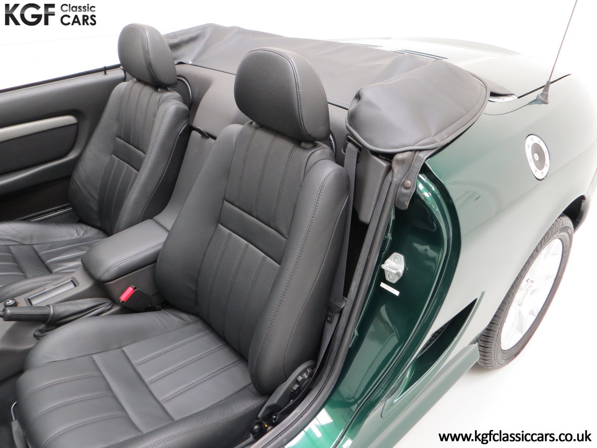 2006 An Astonishing Very Late MG TF 135 with 7,369 Miles SOLD (picture 22 of 24)
