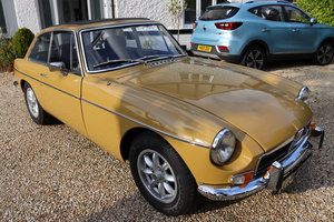Picture of 1972 MGB GT Automatic, full sunroof, Finest Available For Sale