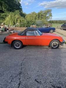 Picture of 1978 MGB roadster running order