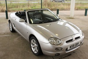 Picture of 2000 MGF AUTO ,NEW HEADGASKET,BELT&PUMP WARRANTY,RAC COVER For Sale