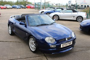 Picture of 2001 MGF FREESTYLE,2 OWNERS,,NEW HEADGASKET,WARRANTY RAC For Sale