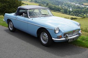 Picture of 1963 MGB Roadster - Ex Southern California Car SOLD