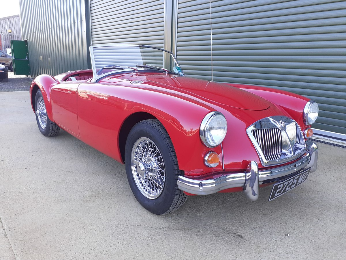 1961 MG MGA MKII Roadster 1600 For Sale (picture 1 of 6)