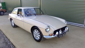 Picture of 1971 MG MGB GT rare colour, lovely condition SOLD