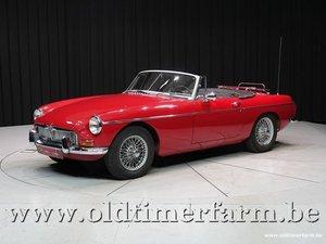 Picture of 1968 MG B Roadster '68 For Sale