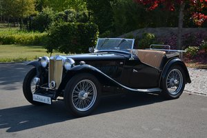Picture of 1948 (1139) MG TC