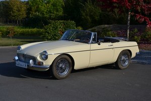 Picture of 1966 (1140) MG B Roadster For Sale