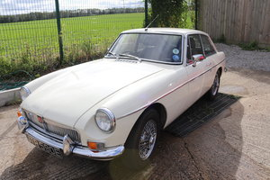 Picture of 1967 MGB GT MK1, MK1, Old english white For Sale