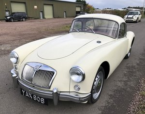 Picture of 1956 MGA 1500 Coupe For Sale