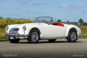 Picture of 1959 Excellent MGA 1500 Roadster (LHD)