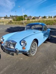 Picture of 1962 MGA 1622 Mark 2 Coupe