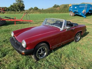 Picture of 1975 MG midget - early 1500 - starter classic