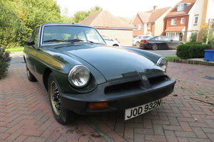 Picture of 1975 MGB GT Jubilee no  154 of 750