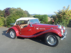 Picture of 1954 MGTF