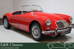 Picture of MG MGA extensively restored 1955