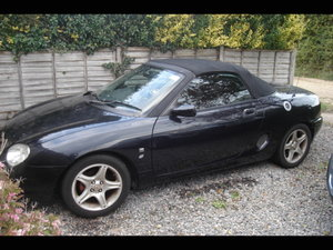 MGF Grey, Low miles, soft/hard top, FSH