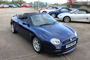 Picture of 2001 MGF FREESTYLE,FULL LEATHER,HEADGASKET,BELT&PUMP,WARRANT