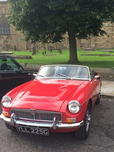 Picture of 1969 Mgc for roadster