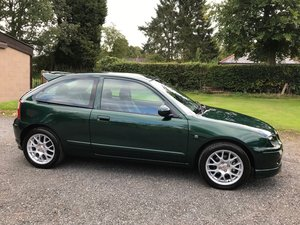 Picture of 2003 MG ZR IN GREEN JUST 4447 MILES ** CONCOURS SHOW CAR ** SOLD