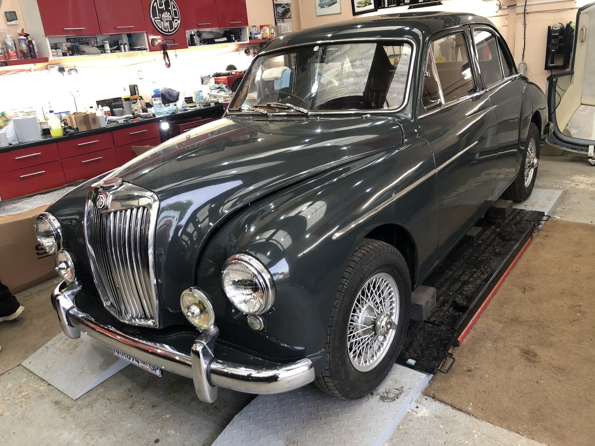 MG Magnette ZB 1957 For Sale (picture 1 of 6)