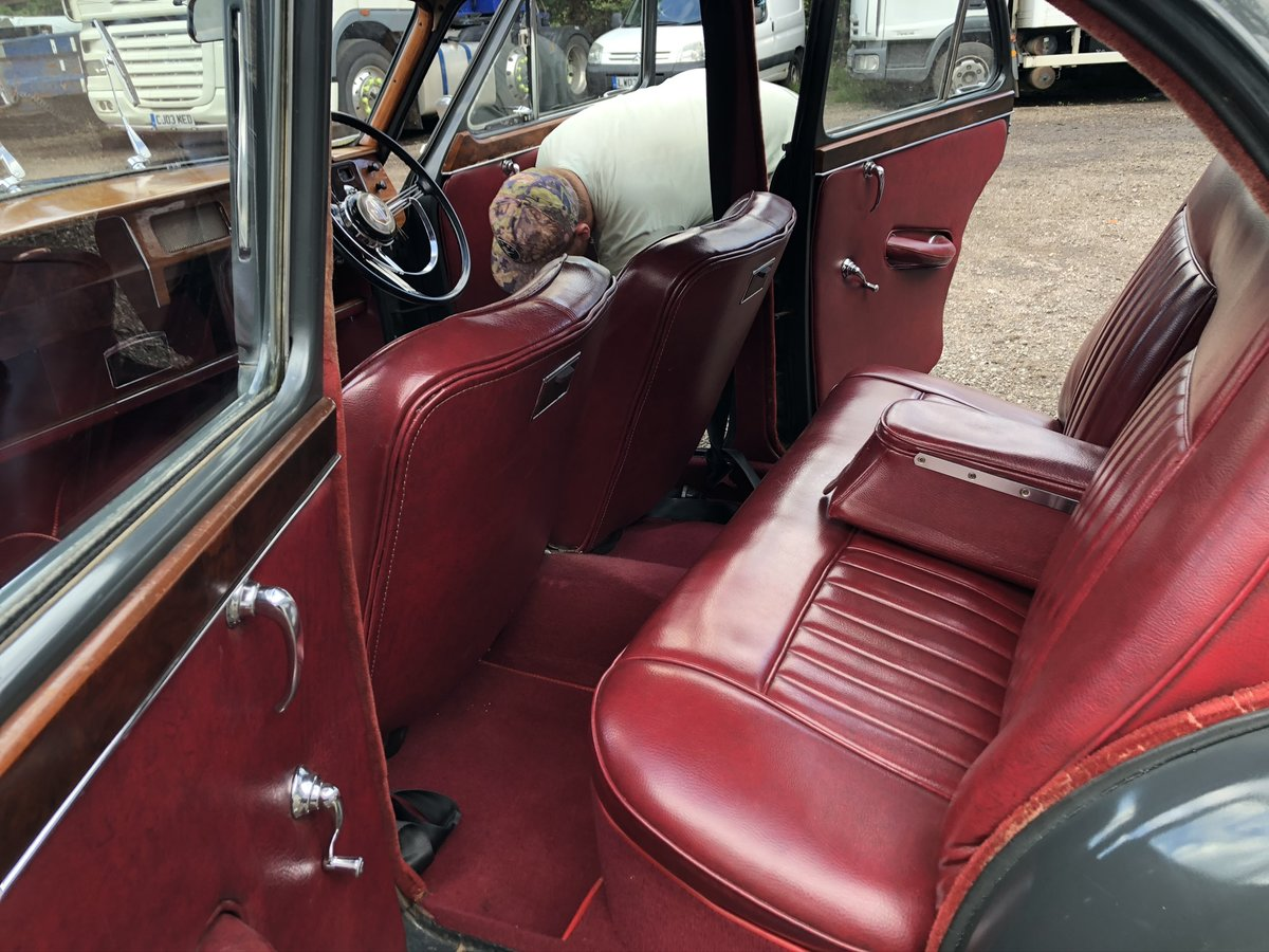 MG Magnette ZB 1957 For Sale (picture 4 of 6)