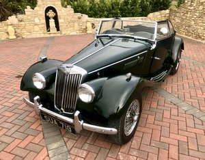 Picture of 1954 MG TF RHD
