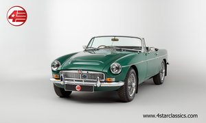 MGC Roadster /// Excellent Restored Condition