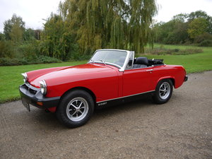 Picture of 1976 MG Midget 1500 Roadster For Sale