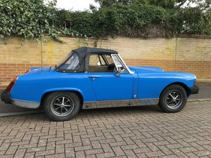 Picture of 1979 MG Midget 1500