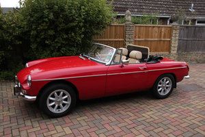 Picture of 1971 MGB   £12,200