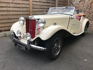 Picture of 1953 MG TD2