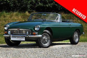 Picture of 1968 RESERVED - MG B Roadster For Sale