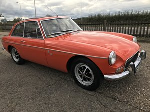 Picture of 1972 MGB GT in Blaze  For Sale