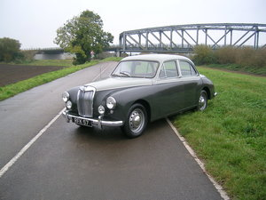 Picture of 1957 MG Magnette ZB Varitone Historic Vehicle For Sale