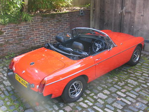 Picture of 1980 STUNNING MGB ROADSTER
